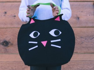Trick-or-Treat Tote