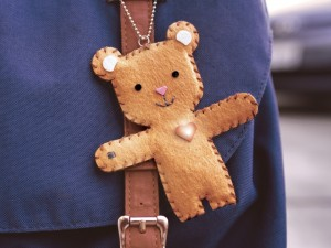 Teddy Bear Sewable Circuit