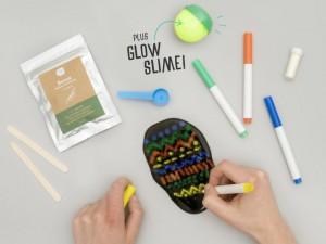 Chalkboard & Glow Slime