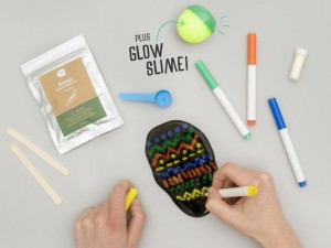 Chalkboard & Glow Slime Party (6-Pack)