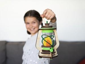 Light-Up Lantern