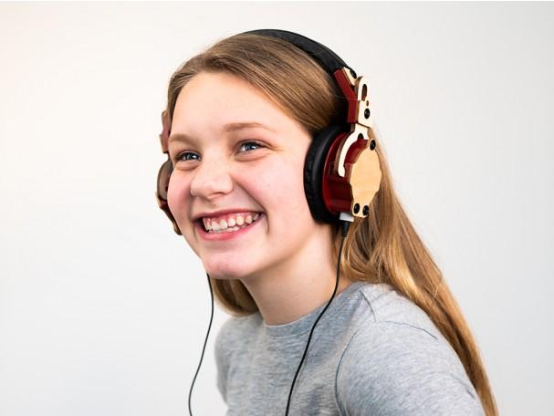 Engineering Activities for Kids: Build Your Own Headphones