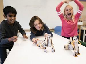 Robot Crawler Classroom Pack
