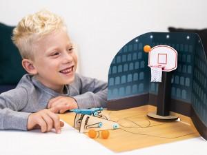 Basketball Catapult